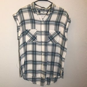 Vans Short Sleeve Button-down